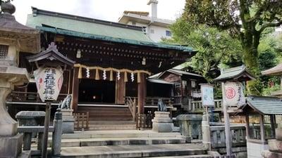 五條天神社(東京都)