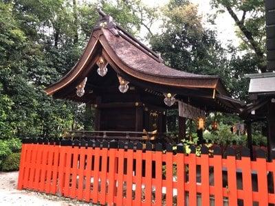 久我神社(京都府)