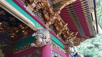 日光山輪王寺 常行堂(栃木県)