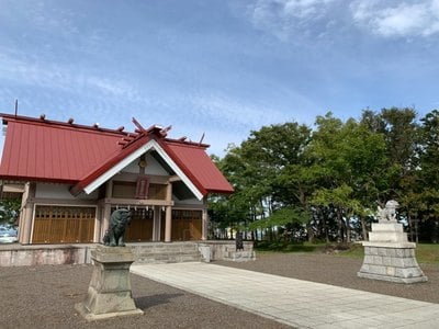 厳島神社(北海道)