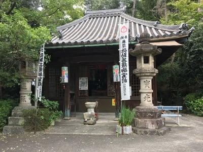 待暁山 彌勒寺(愛知県)