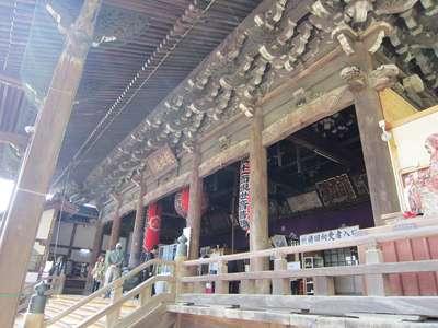 金剛宝寺(紀三井寺)の本殿
