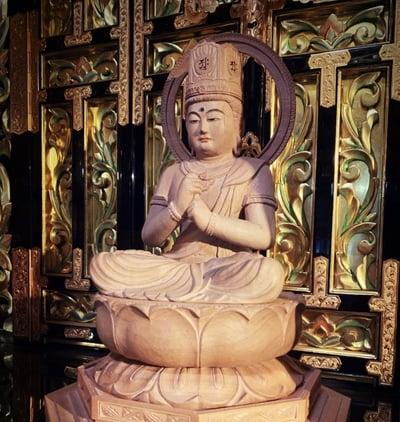仁玄寺の仏像