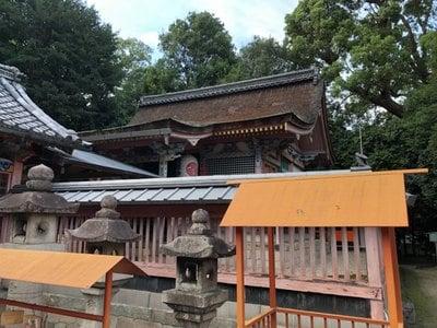雙栗神社の絵馬