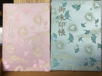 赤坂氷川神社の御朱印帳