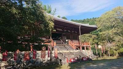 醍醐寺の本殿