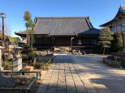 満行寺(埼玉県)