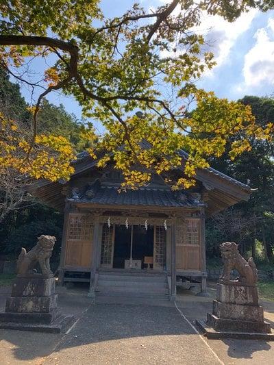 鎮懐石八幡宮(福岡県)