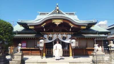 厄除の宮 駒林神社(兵庫県)