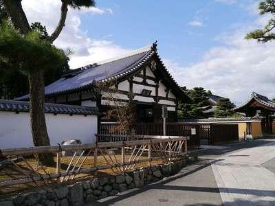 相国寺の本殿