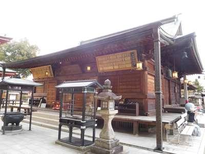 慈尊院の本殿