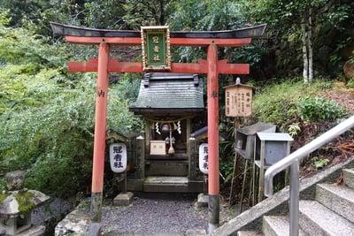 由岐神社の末社