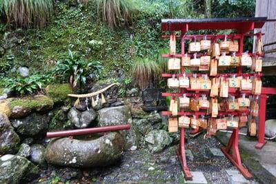 由岐神社の絵馬