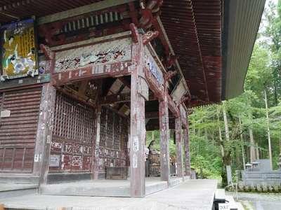 金昌寺の本殿
