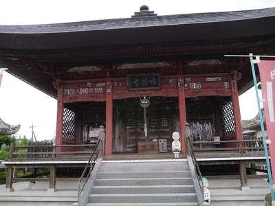 小川山語歌堂の本殿