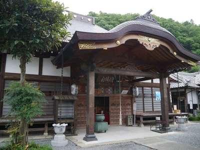 大慈寺の本殿