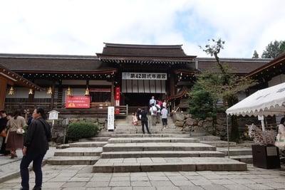 賀茂別雷神社(上賀茂神社)の本殿