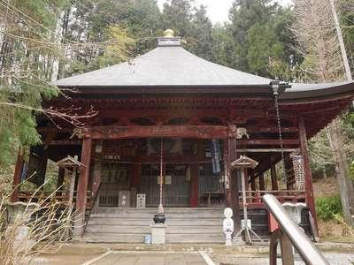 法雲寺の本殿