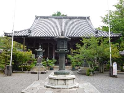 穴太寺の本殿
