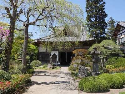 長福寺・菊水寺の本殿