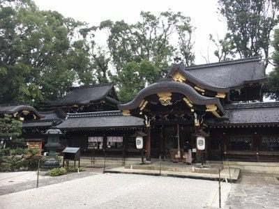 今宮神社の本殿