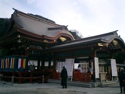 鶴岡八幡宮の本殿
