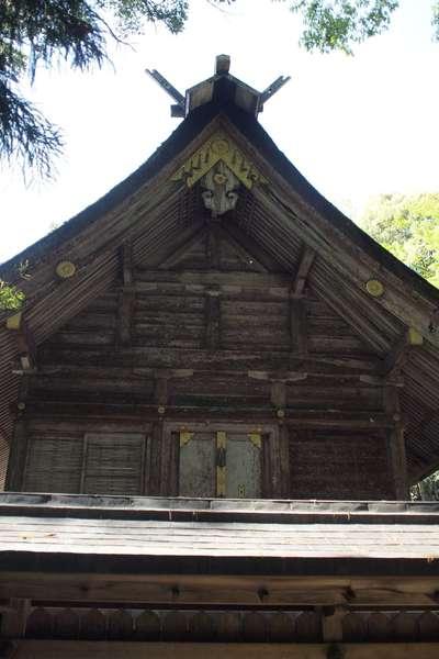 若狭彦神社(上社)の本殿