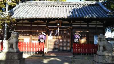 熱田神社の本殿