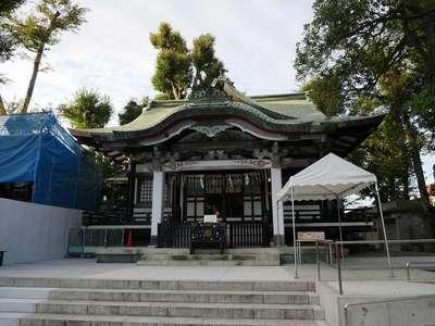亀有香取神社(東京都)