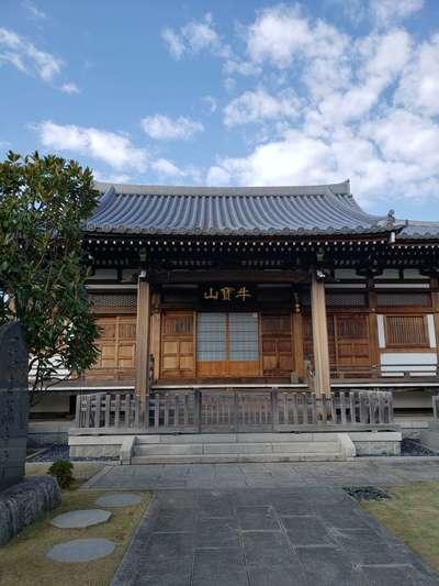 最勝寺の本殿
