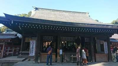 武蔵一宮氷川神社の本殿