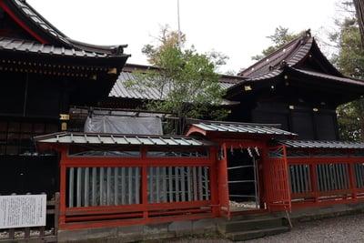 玉前神社の本殿