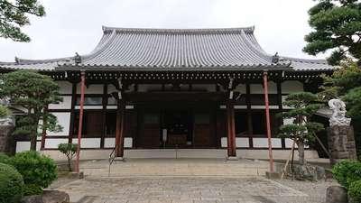 永平寺別院長谷寺の本殿