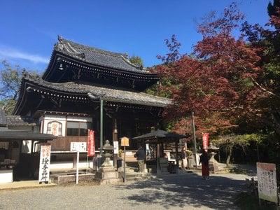 今熊野観音寺の本殿