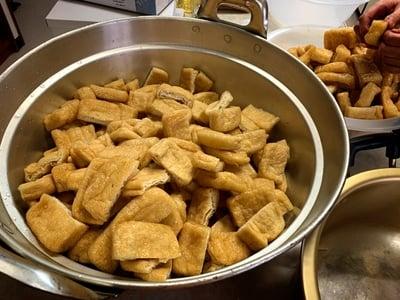 仁玄寺の食事
