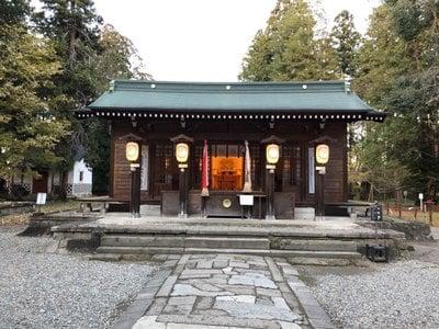 伊佐須美神社の本殿