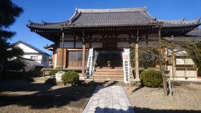 立蔵寺の本殿
