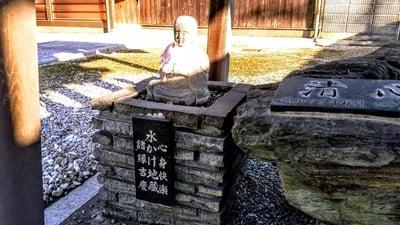 彼岸山 極楽寺の地蔵