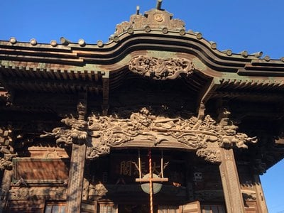 慈眼寺の本殿