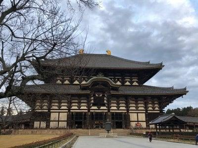 東大寺の本殿