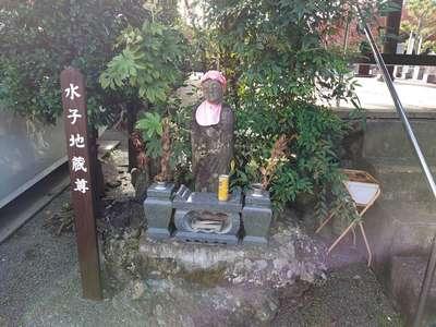 常保寺の地蔵
