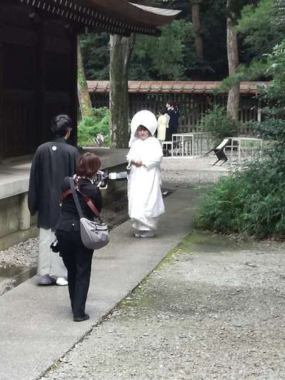 明治神宮の結婚式