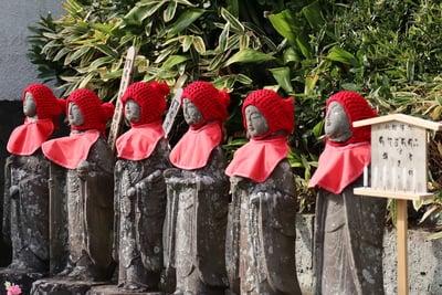 最上寺の地蔵