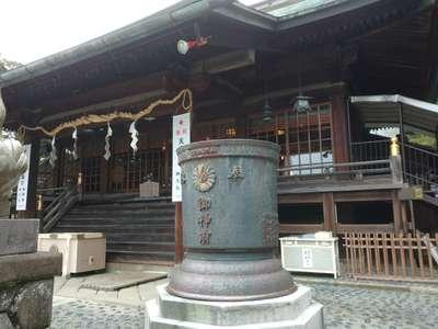 宇都宮二荒山神社の本殿