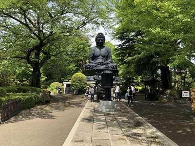 乗蓮寺(東京大仏)の仏像