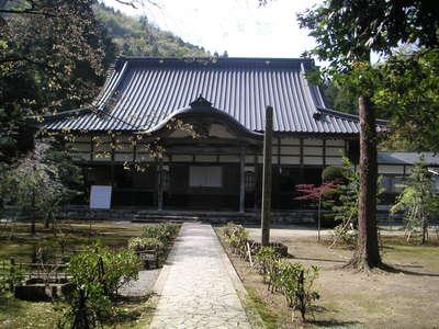 興聖寺の本殿