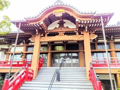 味鏡山 護國院の本殿