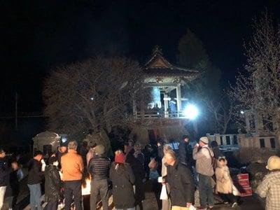 法源寺の初詣