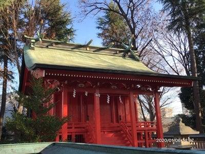 小野神社の本殿