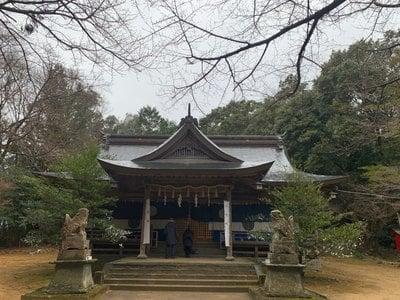 天石門別八倉比売神社(徳島県)